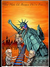 emek x: printed in USA.... social system...