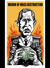 emek x: moron of mass destruction