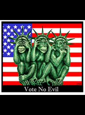 emek x: vote no evil