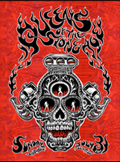 emek x queens of the stoneage skull engine